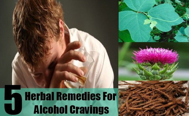 Herbal Remedies For Alcohol Cravings