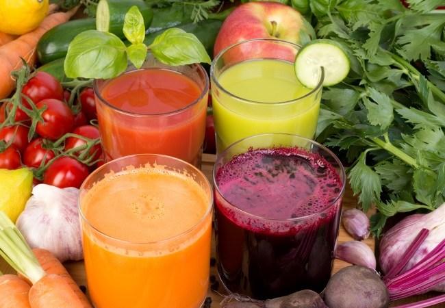 Vegetables Juice For Hemroids