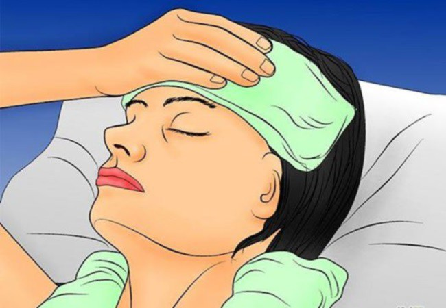 Cold Compress For Sinus Headache