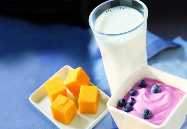 Avoid Milk Or Yogurts For Allergies