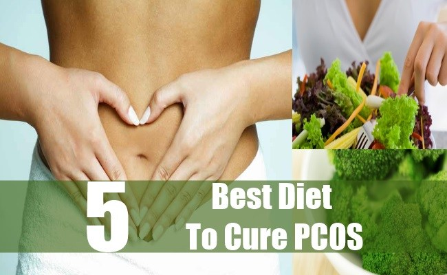 Best Diet To Cure PCOS