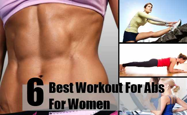 Workout For Abs For Women