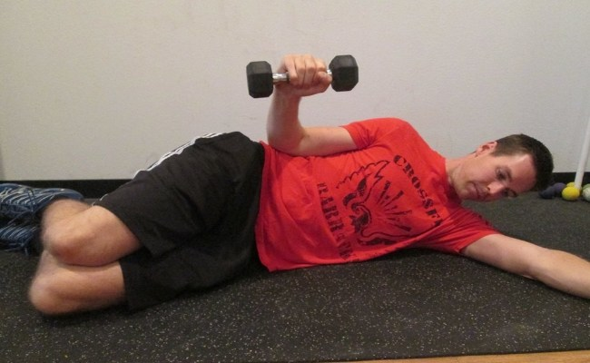Rotations with Dumbbells