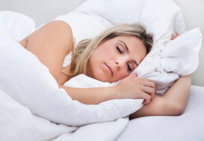 8 Hours Sleep Each Day