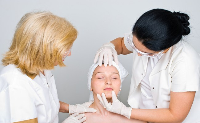 consultancy with dermatologist