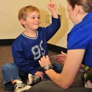 Deafness and Speech Disorder in Children