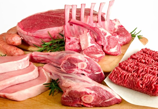Avoid Red Meat