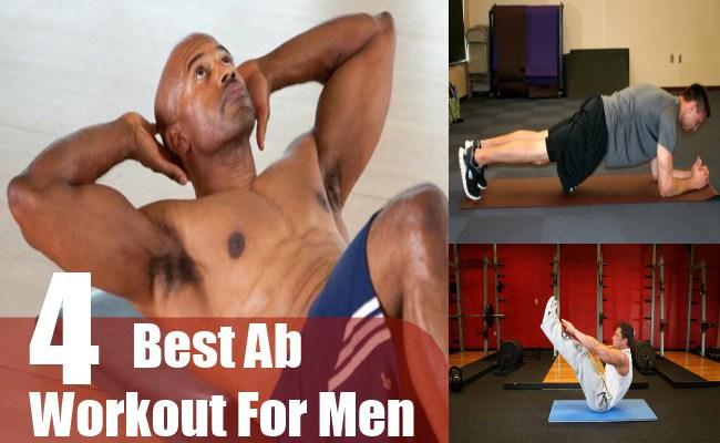 Best Ab Workout For Men