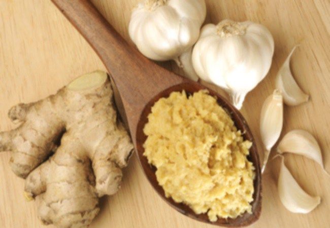 Garlic And Ginger For Peptic Ulcer