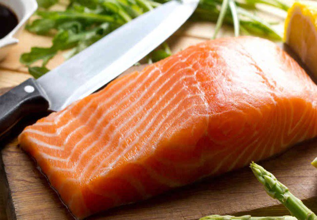 Salmon For Allergies