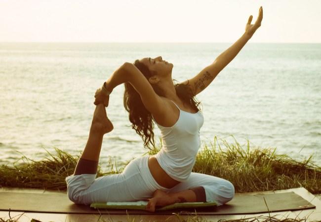Yoga For Night Sweats