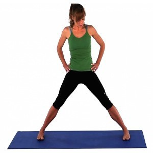 The Standing Way of Kegel Exercise