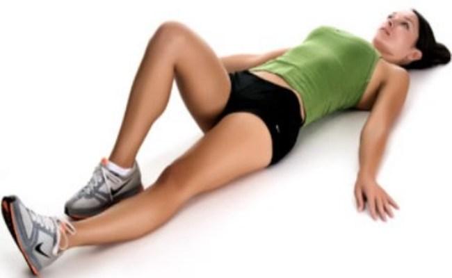 Leg Slide Exercise
