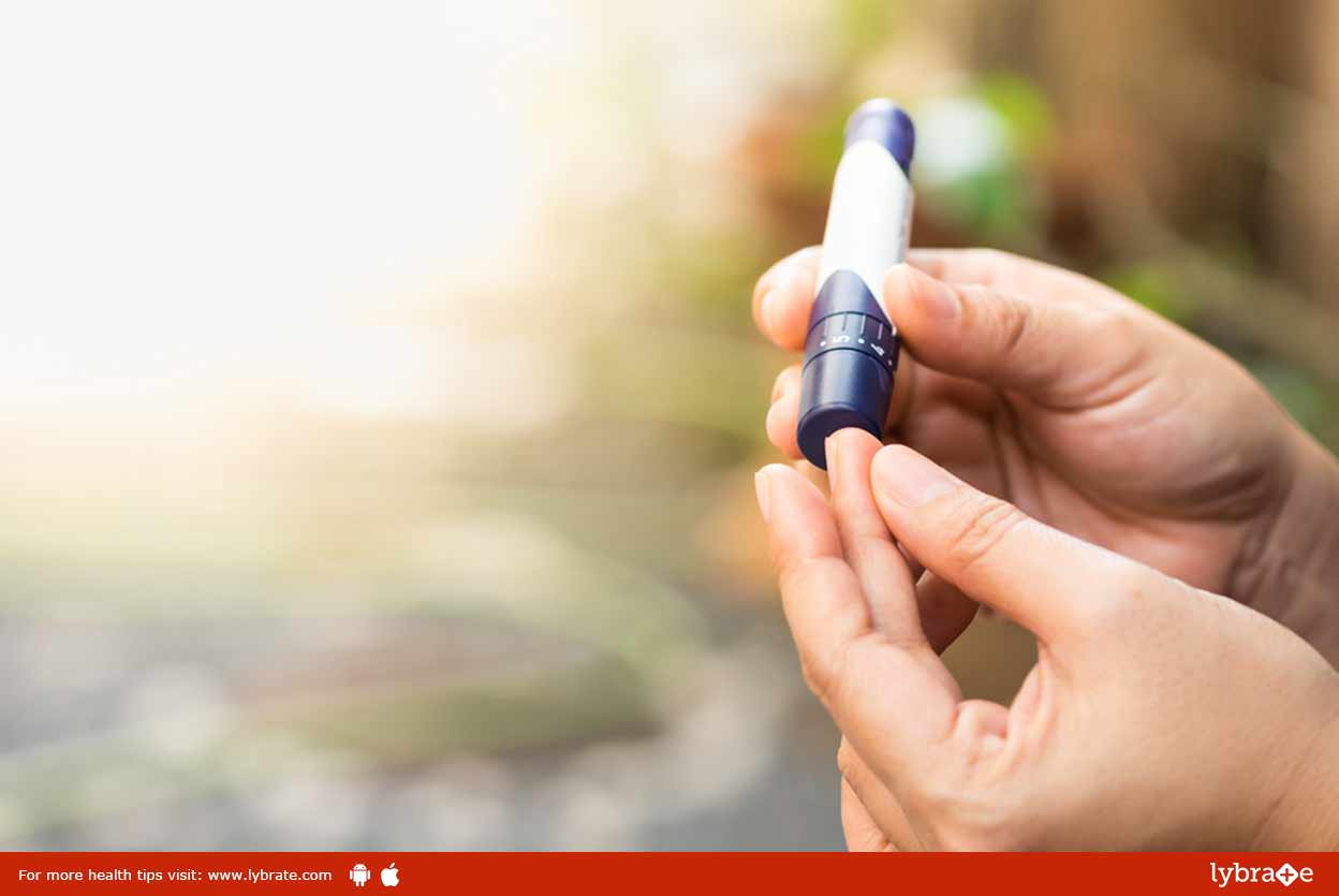Diabetes: Homeopathic Treaatment To Improve General Health