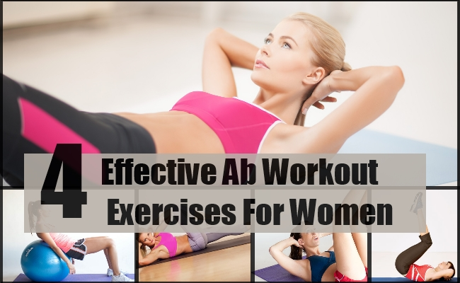 Ab Workout Exercises For Women